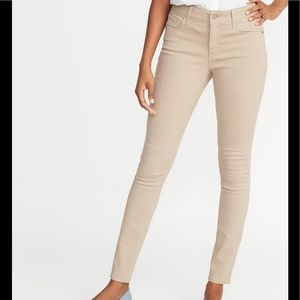 NWT Old Navy Mid Rise Rockstar Jeans